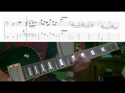 Solo Guitar Last Child - Bernafas Tanpamu with Tab by Firman WG