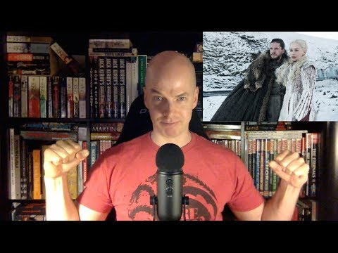 Game of Thrones - Season 8 Premiere - Review (And Some Predictions)