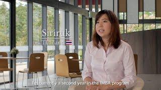 TW University Student: Siriruk from Thailand (English Caption 90s)
