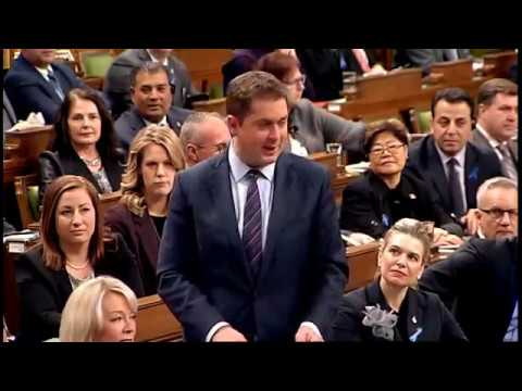 PM Trudeau Destroyed by Andrew Scheer 'Rehabilitation Returning Combatants '??