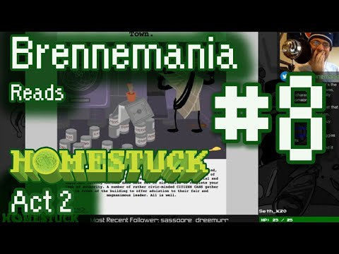 Let's Read Homestuck! Act II: Pages 644 - 758 (End of Act II)