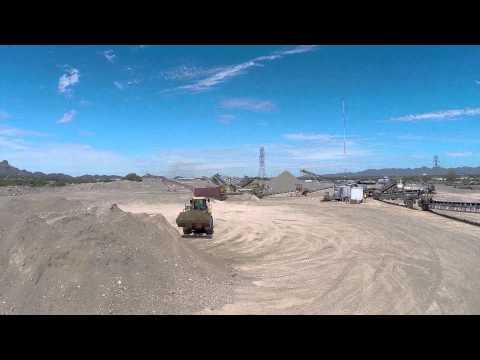 Aggregate Mining GoPro