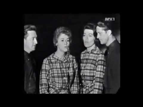 Jim Reeves & Bobby Bare M/f  ~ Njårdhallen, Oslo April 1964 ~ ((Full Show ))