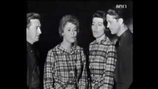 Jim Reeves & Bobby Bare m/f  ~Njårdhallen, Oslo April 1964 ~ ((Full Show ))