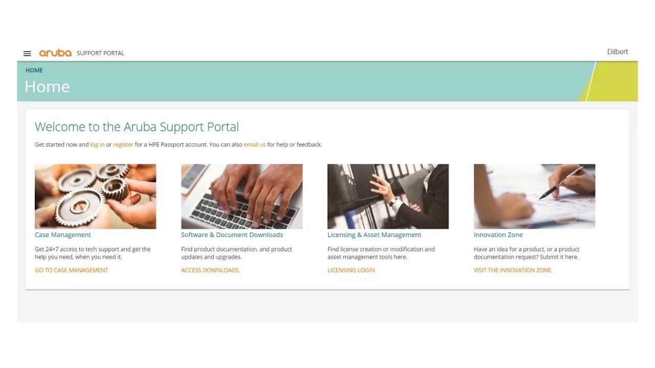 More Information Learn about the new portal with a set of videos and