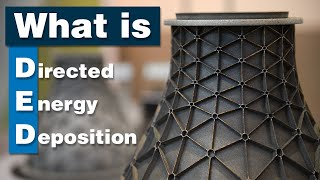 Video: What is Directed Energy Deposition?