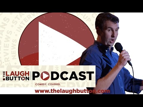 EP 3: Matt Braunger is a big dumb animal - The Laugh Button Podcast