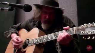 "Peter Case ""Steady Rolling Man"" Live at KDHX 6/3/13"