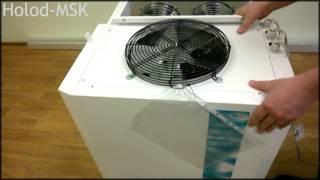 видео Правила эксплуатации низкотемпературной холодильной камеры