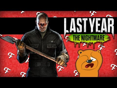Last Year The Nightmare: Tedzaster's Worst Fear, Ratatouille, Closing Doors Troll! (Comedy Gaming)