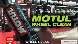 Motul Bakım Ürünleri - E3 Wheel Clean Jant Temizleyici MotosikletAksesuarlari.com 'da