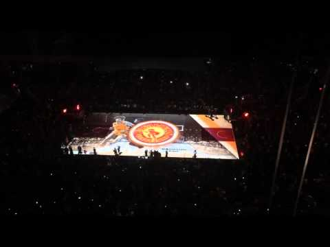 Cleveland Cavaliers Throwback Night
