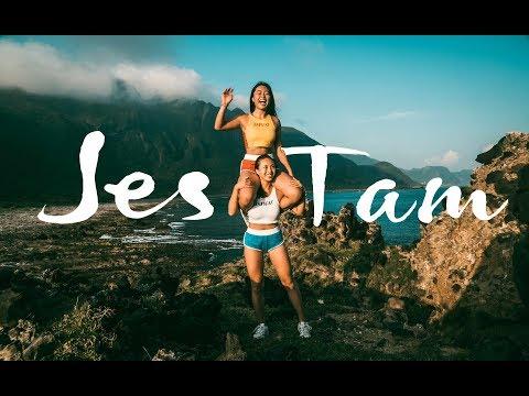 Jes&Tam 我們的第一個品牌合作系列