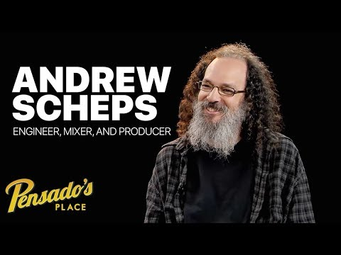 Mix Engineer / Producer Andrew Scheps - Pensado's Place #342