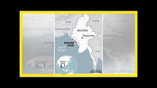 How burma's rohingya crisis went from bad to worse