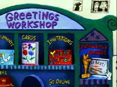 Microsoft Greetings Workshop