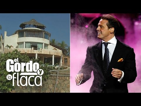 GYF | Así luce la mansión de Luis Miguel en Acapulco tras años de abandono