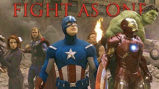 Avengers Music Video - Fight as One