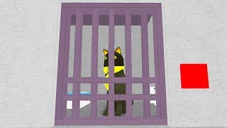SIR MEOWS A LOT ESCAPES FROM PRISON! (Roblox Movie)