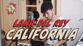 Lana del Rey - California COVER