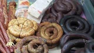Идеальная сухая, вареная - по ГОСТу 64: колбасы Алёши можно есть даже младенцам