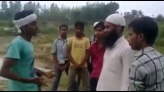 क्या हुआ जब एक Pakistani मुस्लिम ने एक हिंदू से 'हिंदुस्तान मुर्दाबाद' बोलने को कहा