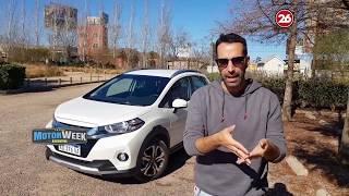 Contacto / Review con el nuevo Honda WR-V MP3