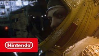 Alien: Isolation – Ankündigungstrailer (Nintendo Switch)