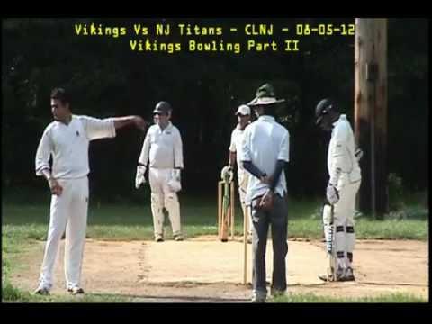 Vikings Vs NJ Titans - CLNJ - 08-05-12 - Vikings Bowling Part II