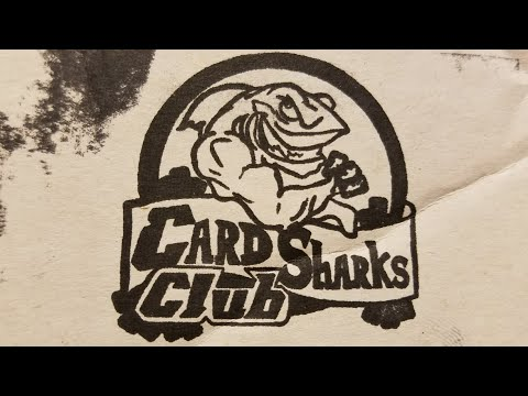 Card Sharks Club Unboxing