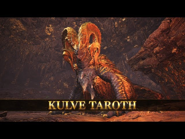 Monster Hunter World Kulve Taroth UPDATE: MHW 3 0 LIVE with new