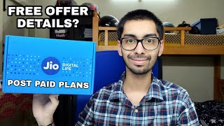 JioFiber PostPaid Plans Launched at ₹399 - Everything FREE New offer details explained 2021