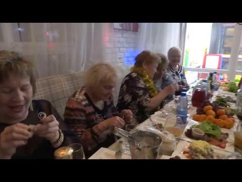 """Новогодняя ночь 2019 в ресторане """"Геркулес"""" Советска"""