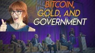 Bitcoin, Gold, Libra, & Govt: Jeff Berwick, Fmr head of US Mint, + more!