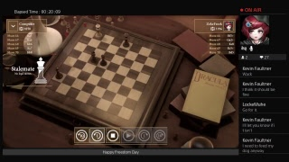 TEST STREAM ULTRA CHESS