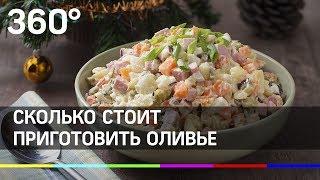 Индекс Оливье: Как приготовить идеальный салат и сколько это стоит