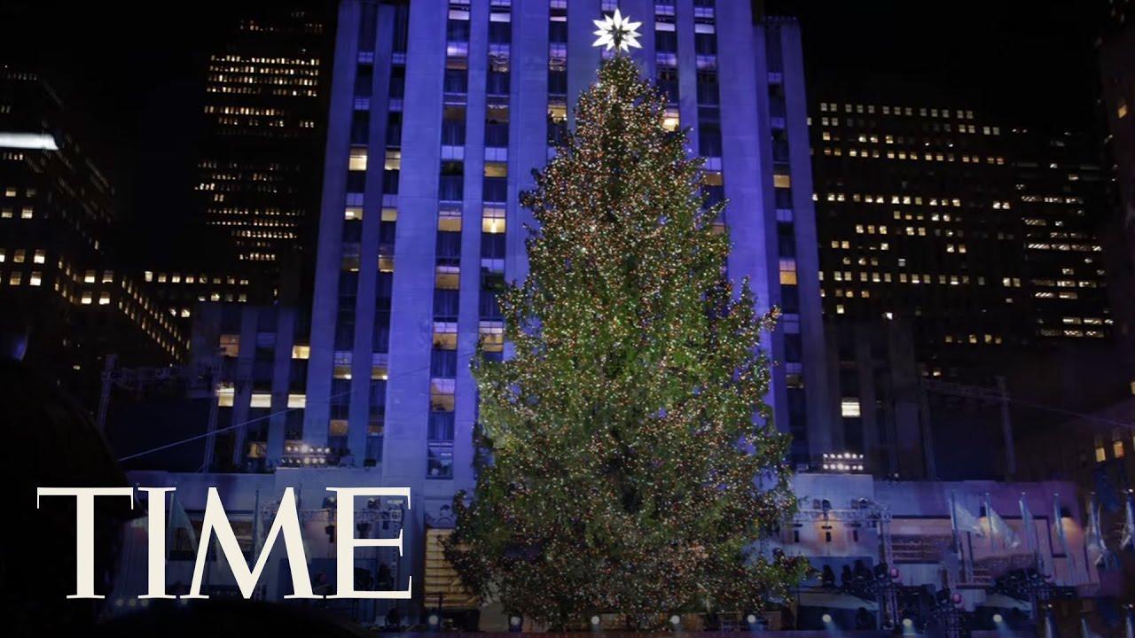 Rockefeller Center Christmas Tree 2021 Map Christmas In Rockefeller Center 2021 Christmas Tree Lighting Directions Map Information