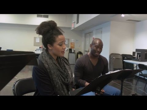 Inside the Rehearsal Room: THE MUSIC MAN - In Concert