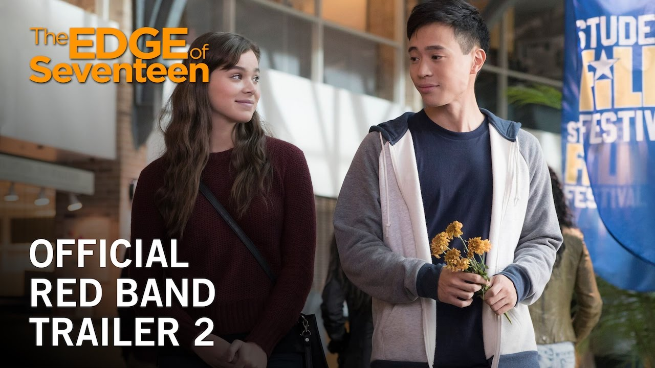 Download The Edge of Seventeen   Official Red Band Trailer 2   Own it Now on Digital HD, Blu-ray™ & DVD
