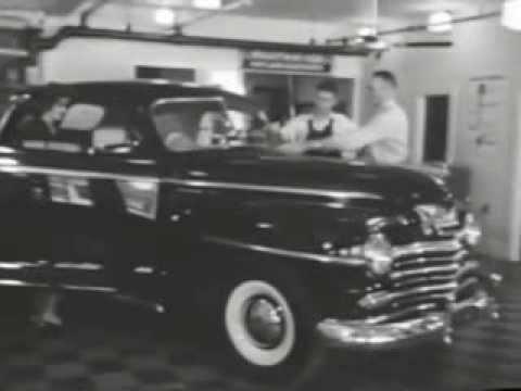 Reidsville NC in 1947