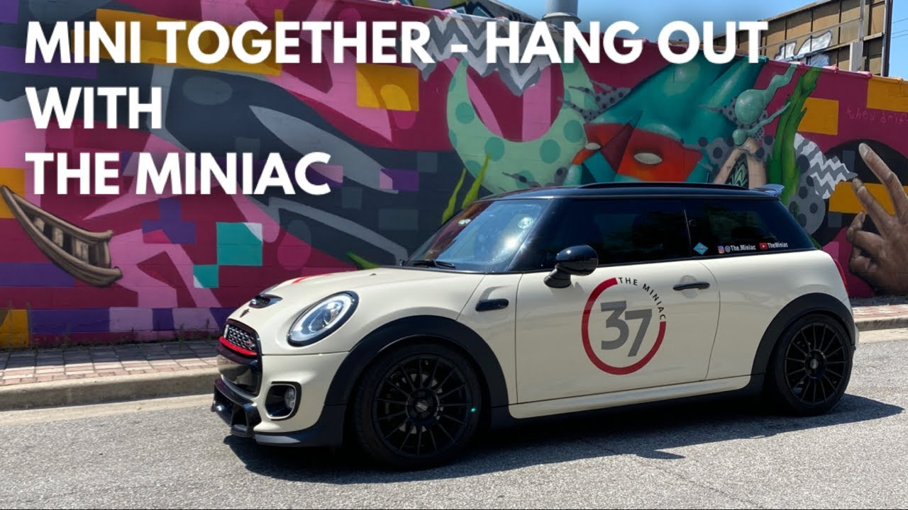 MINI TOGETHER - HANG OUT WITH THE MINIAC