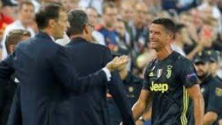 Ronaldo Kırmızı Kart Gördüğü An Gözyaşlarını Tutamadı