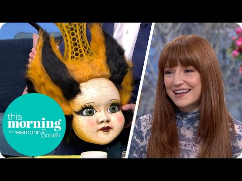 Queen Bee Nicola Roberts Fresh From Masked Singer Win | This Morning
