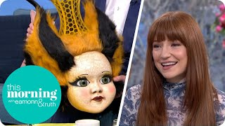 Queen Bee Nicola Roberts Fresh From Masked Singer Win   This Morning