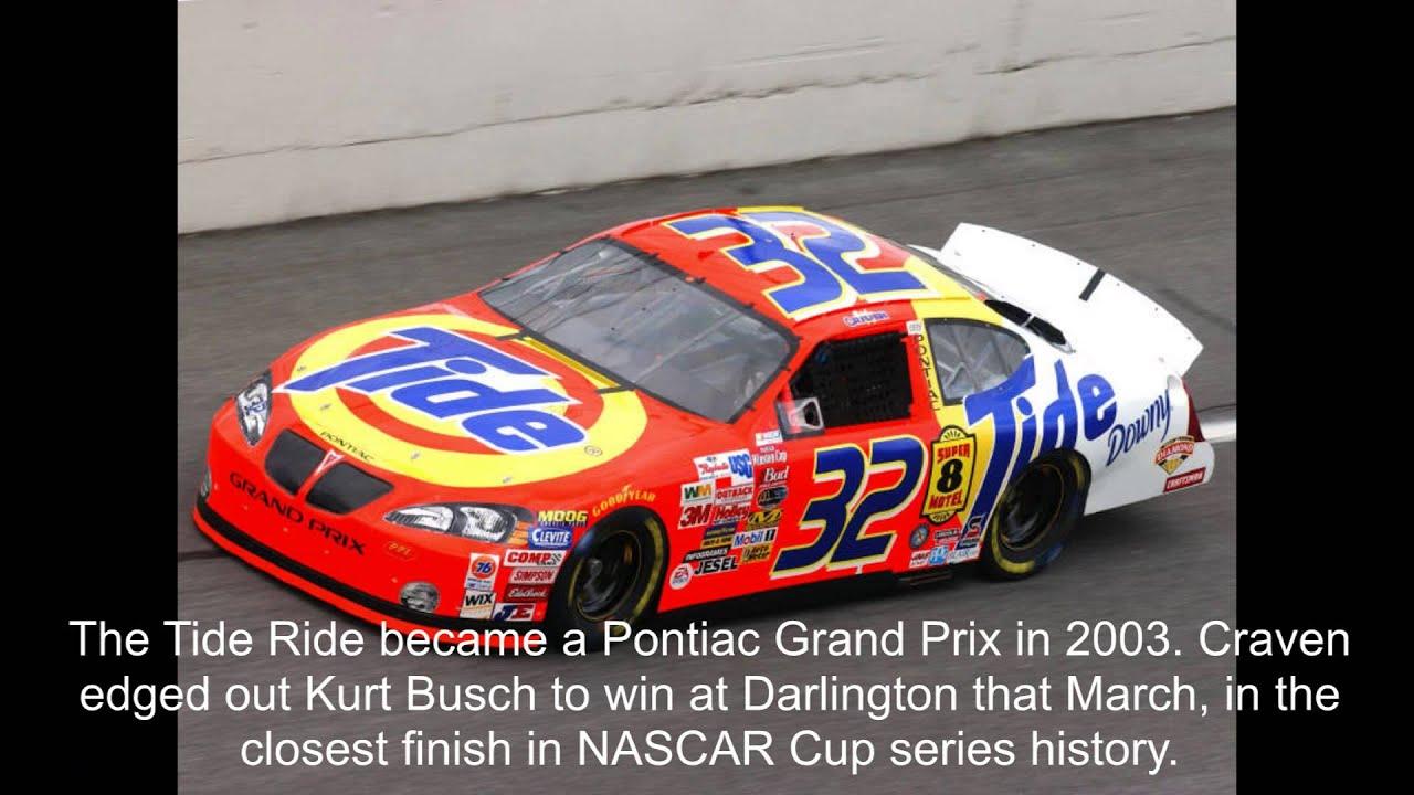 History of NASCAR\'s \