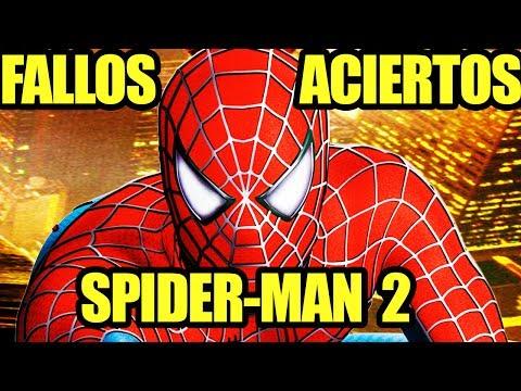 Spider-Man 2: Todos los Fallos y Aciertos - Emperador Freak