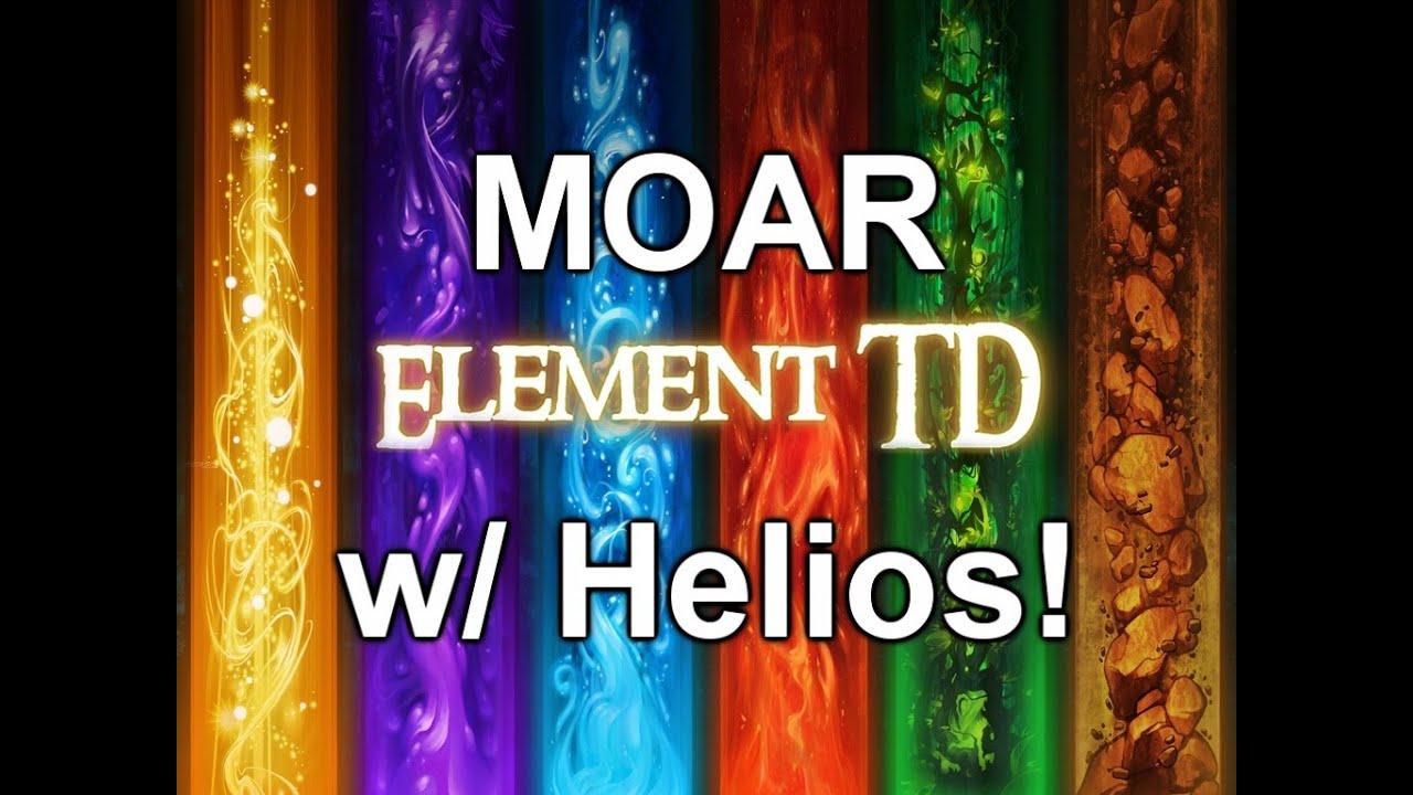 ELEMENT TD! | WITH SUBSCRIBER EIT!| DOTA 2 REBORN MOD