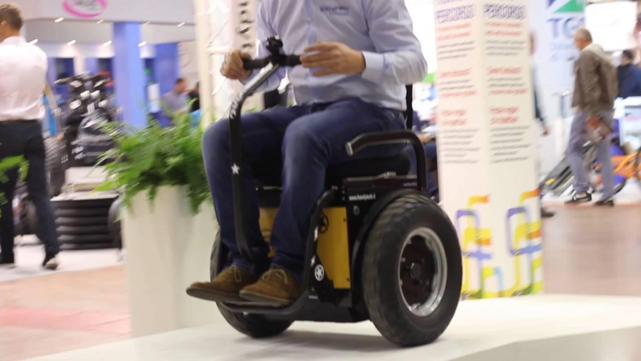 segway per disabili going la carrozzina elettrica