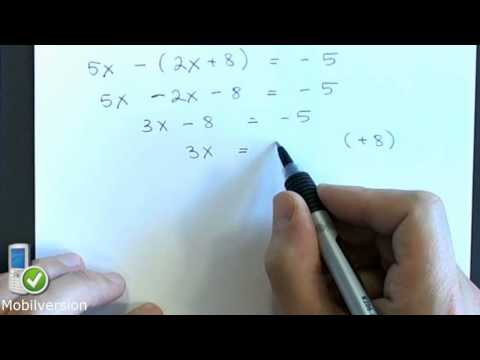 ligning udregner