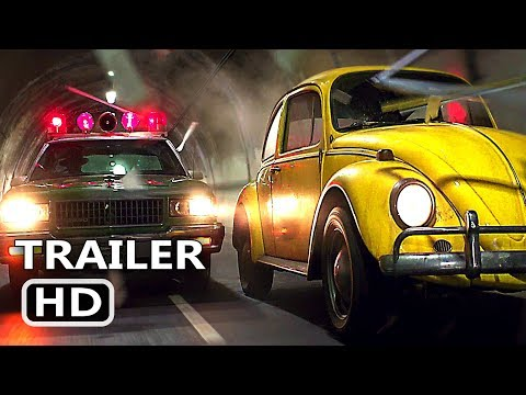 BUMBLEBEE ALL Official Clips (2018) Transformers Movie HD